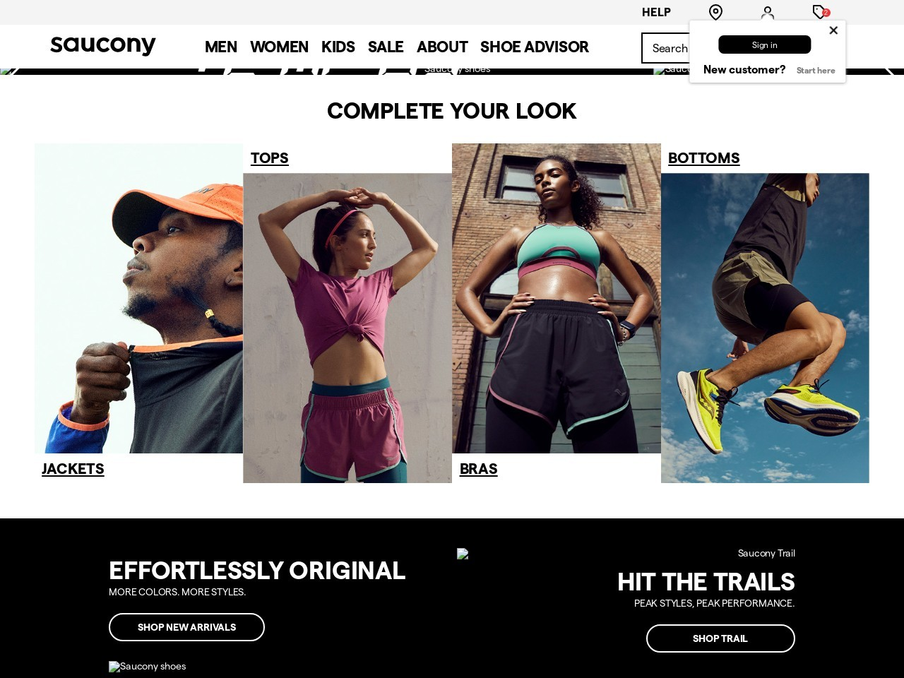 Saucony Coupon Codes