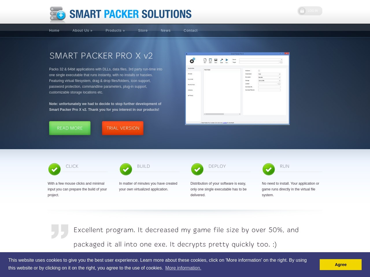 Smart Packer Solutions