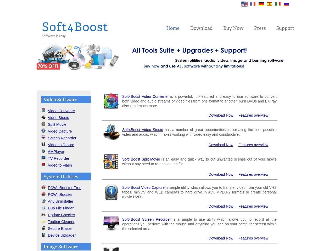 Soft4Boost