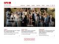 SPD-Fraktion im Landtag Rheinland-Pfalz: Screenshot