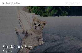 Sterrekatten & Forest Myths
