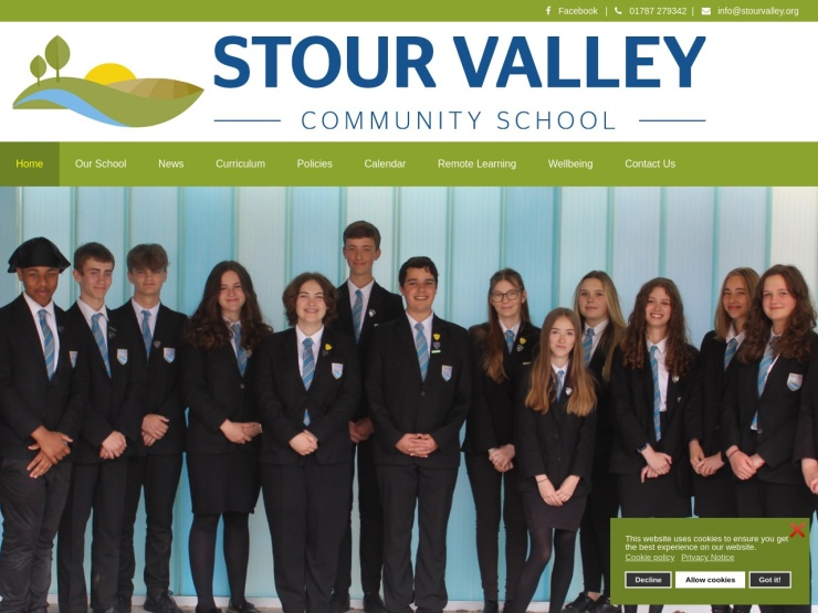 Stour Valley Community School reviews and contact