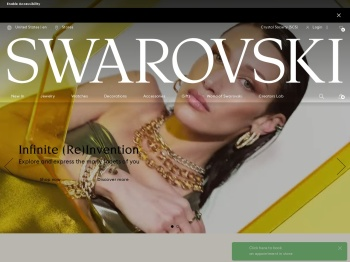 The Swarovski Annual January Sale