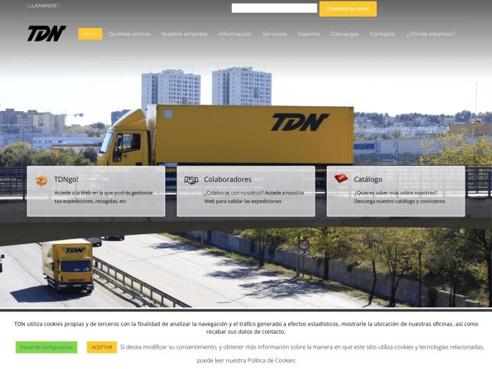 Opiniones sobre TDN S.A.