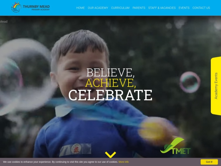 Thurnby Lodge Primary Academy reviews and contact