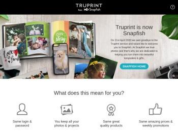 TruPrint 100 Photos for £1