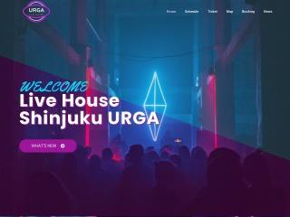 新宿URGA