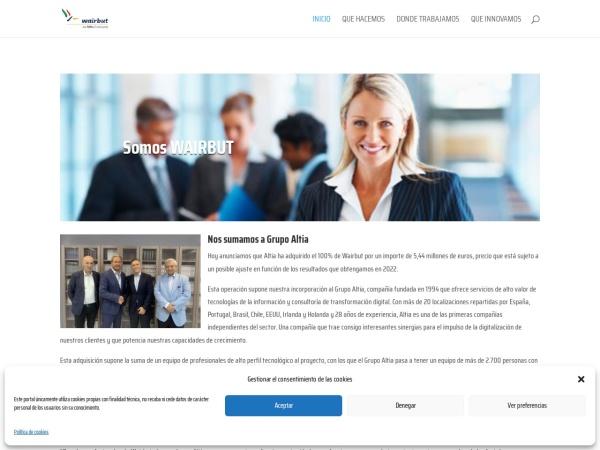 WAIRBUT - Opiniones de clientes -