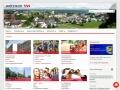 www.wetzikon.ch Vorschau, Homepage der Gemeinde Wetzikon