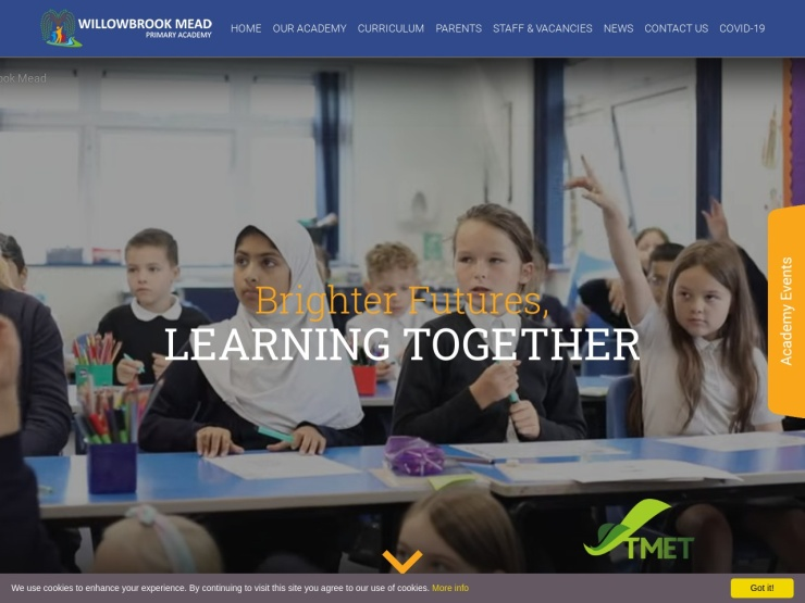 Willowbrook Primary Academy reviews and contact