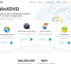 WinX DVD Ripper Platinum for 1 PC Coupons