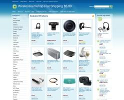 Wireless OEM Shop