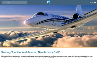 Apply for General Aviation Aircraft Maintenance Manager job at Wisconsin Aviation in Watertown WI today