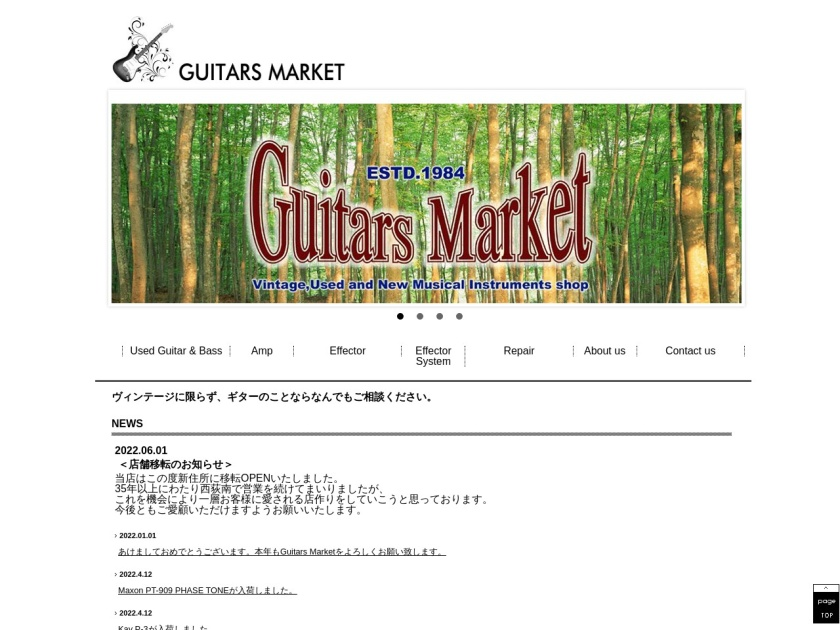 Guitars Market