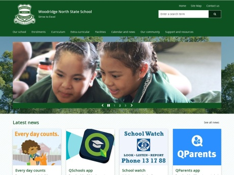 Woodridge North State School Website
