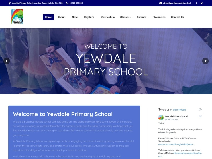Yewdale School reviews and contact
