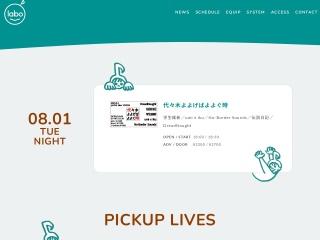 LIVE labo YOYOGI