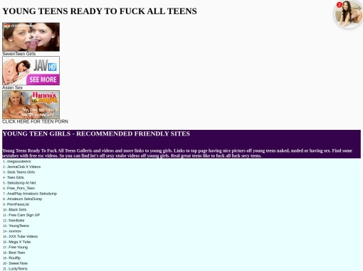 Young Teens screenshot