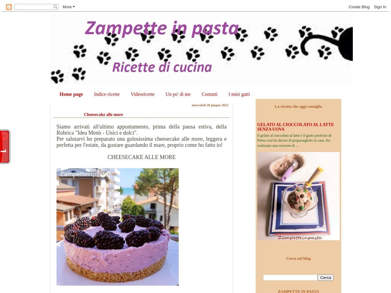 zampette-in-pasta