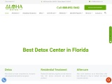 """""""Which detox centre is highly experienced in handling complex cases in Florida?   """""""