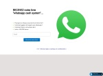 WHATSAPP CASH SYSTEM
