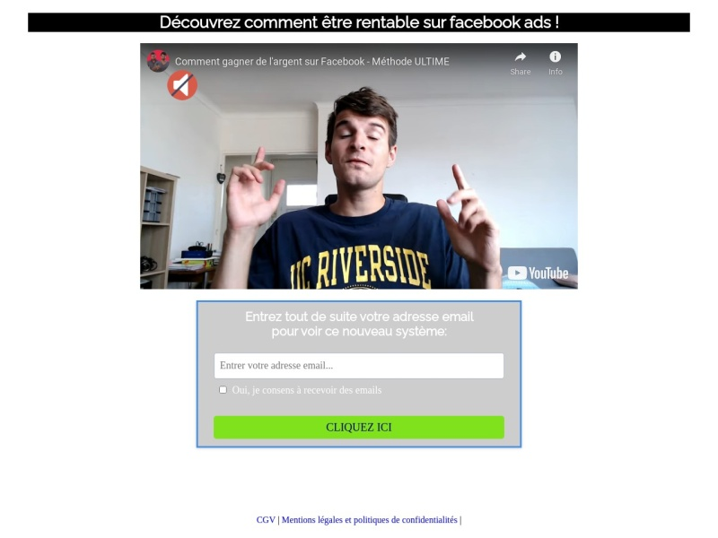 rentable avec facebook ads