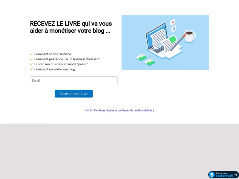 monetisez votre blog