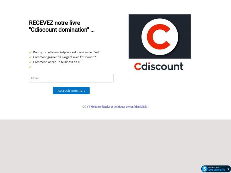 cdiscount domination