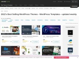 WordPress Themes and WordPress Templates
