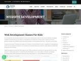 Web Development Classes for Kids – 1010 Coding