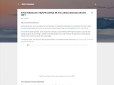 Article Submission | High PR and High DA Free article submission sites list 2021