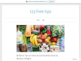 Brilliant Tips on How to Eat Healthy Food to Reduce Weight
