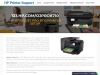 123 HP Officejet Pro 8710 Printer Setup