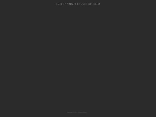 HP Printer setup | HP Printer installation setup -123hpprinterssetup.com