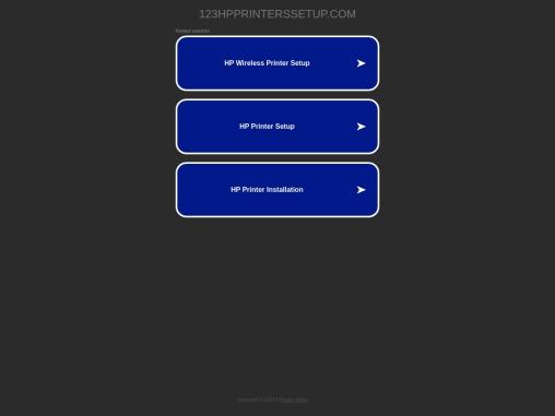 HP Wireless Printer Setup – 123 HP Printers Setup