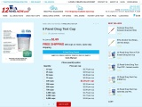 6 Panel Urine Drug Test | CLIA Waived | FDA Approved