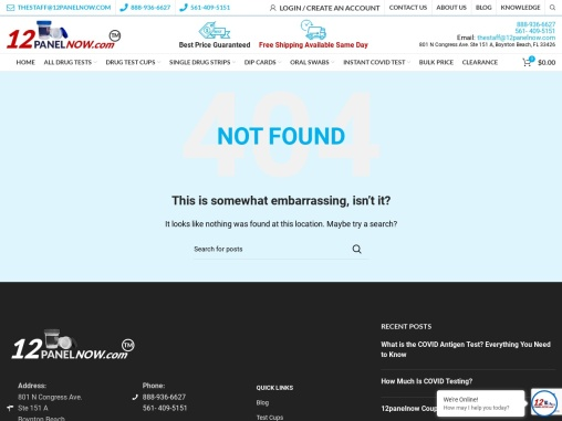What You Do Not Know About Drug Tests