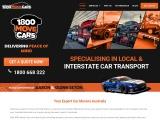 Car Transport Australia – 1800 Move Cars