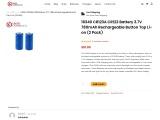 18650 canadian batteries 18650canada