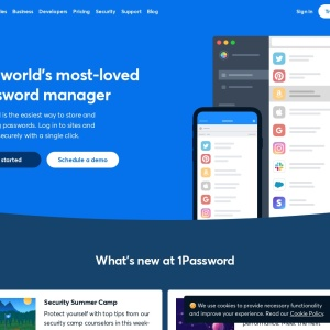 Password Manager for Families, Businesses, Teams   1Password