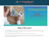 Title Loans | 1st capital title loan