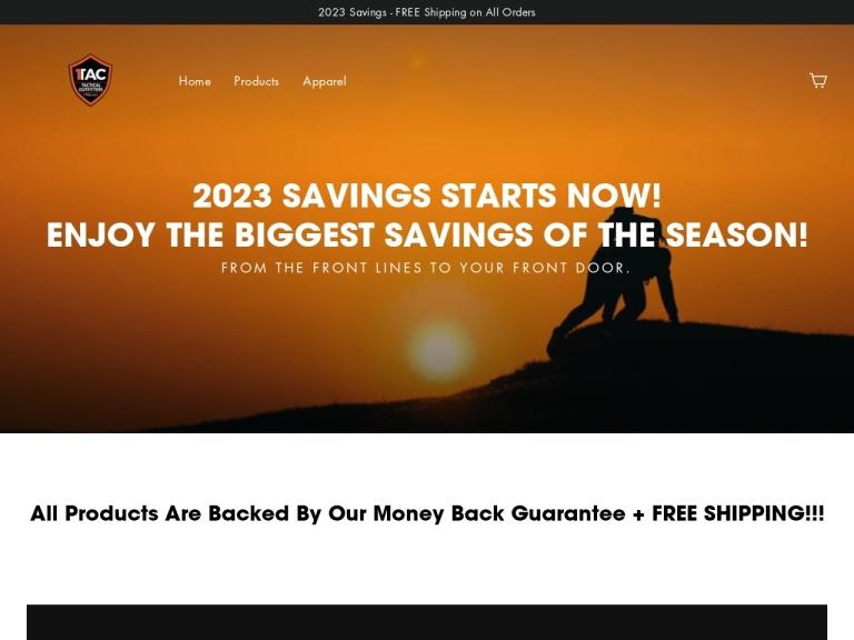 1TAC Tactical Pen screenshot