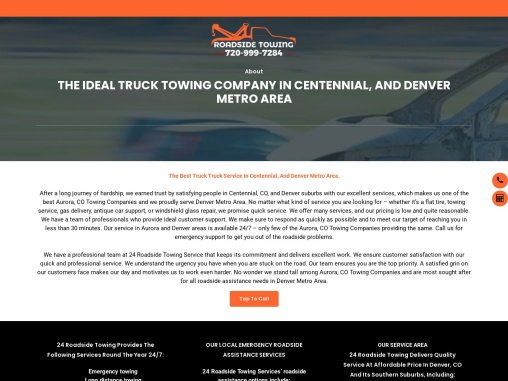 Towing Companies Aurora CO   Aurora Towing Companies