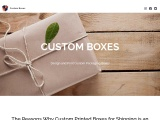 Reasons Why Custom Printed Boxes for Shipping is an Extraordinary