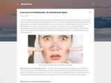 How to get rid off Blackheads | Best Blackhead's fighter