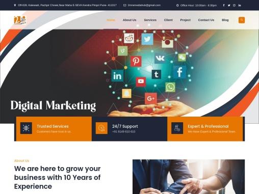 2MRW MEDIA |  Best online advertising company In Pune | Maharashtra