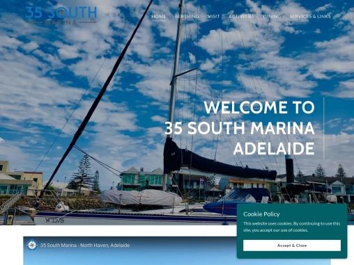 Marina Berth Adelaide- 35 South Marina