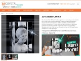 Why trust your project to 3Dcrystal.com when shopping 3D Photo crystal online?
