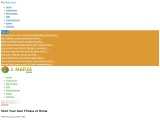 Start Your Own Fitness at Home