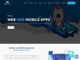 website and mobile app development agency | USA | UK